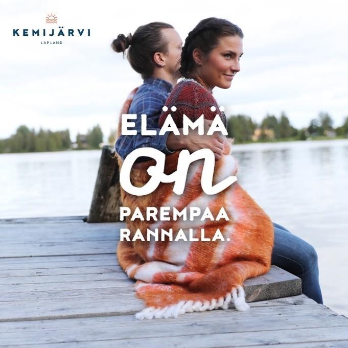 Lapin järvimailla   Lapin järvimailla   Visit Kemijärvi