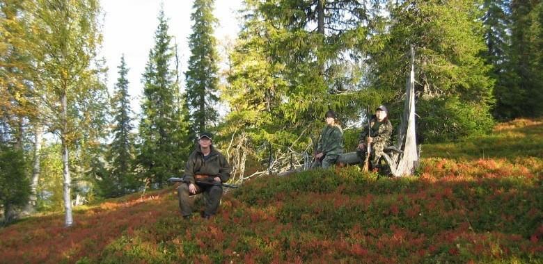 kemijärvi metsästys